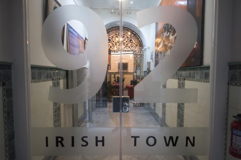 Hyperion - 92 Irish Town