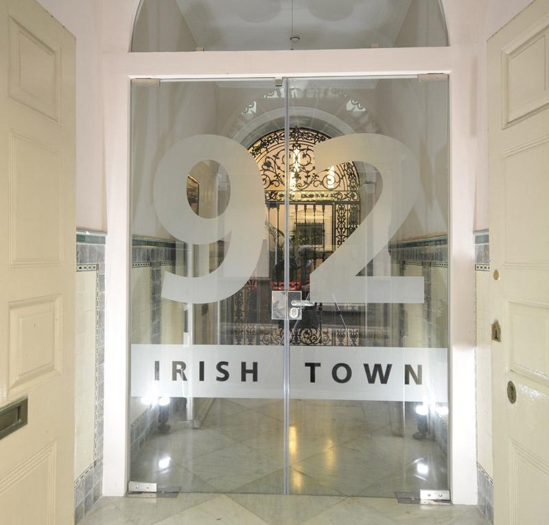 Hyperion 92 Irish Town Image