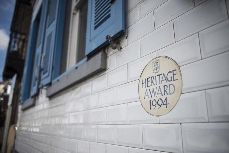 Hyperion Heritage Award 1994 Image
