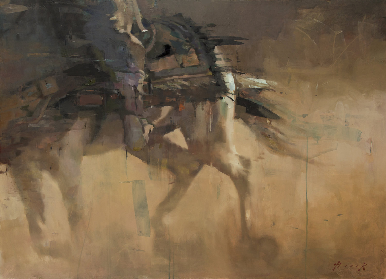 Hyperion - Sahara Painting Image