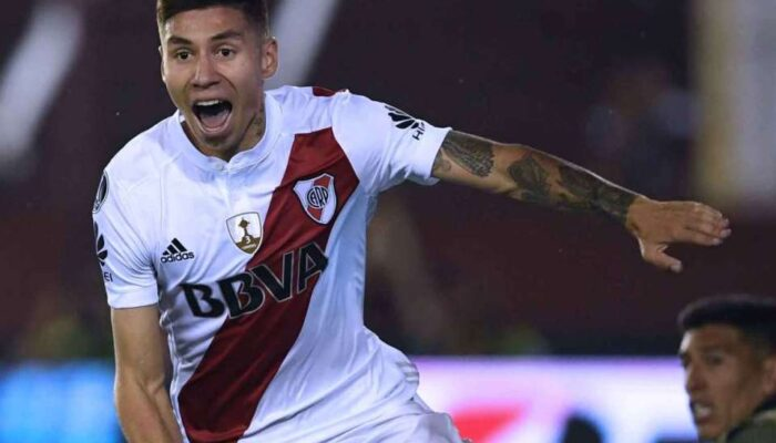 Bek River Plate Masuk Radar AS Roma