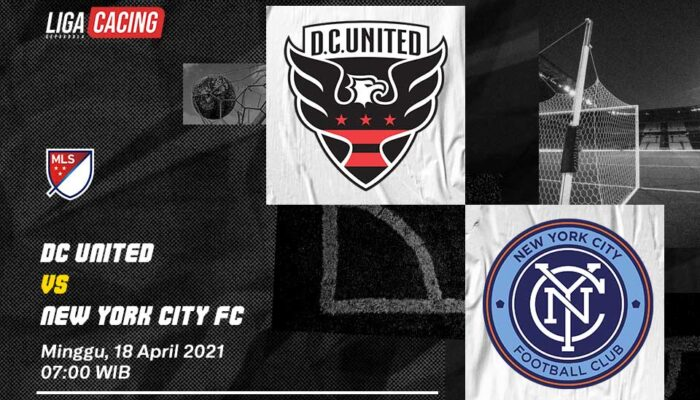 Prediksi Liga Cacing: DC United vs New York City FC