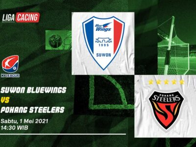 Prediksi Liga Cacing: Suwon Bluewings vs Pohang Steelers