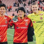 Nagoya Grampus Cetak Rekor di J1 League