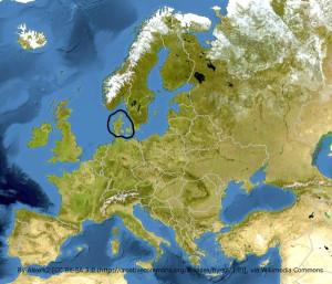 europe_bluemarble_laea_location_mapdenmark