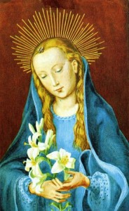 mary-and-the-lily