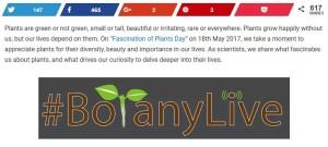 Botany Live