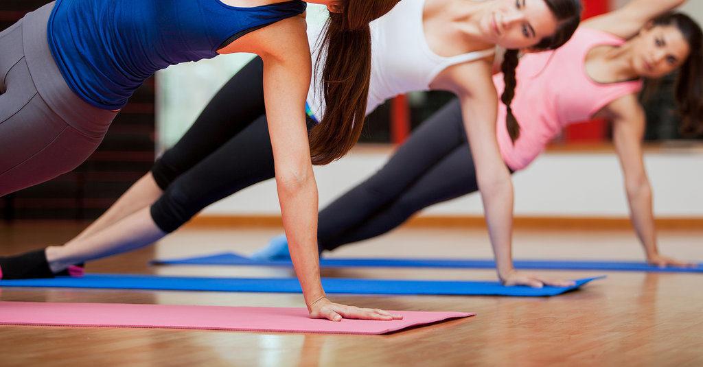 Yoga ile Güçleniyorum