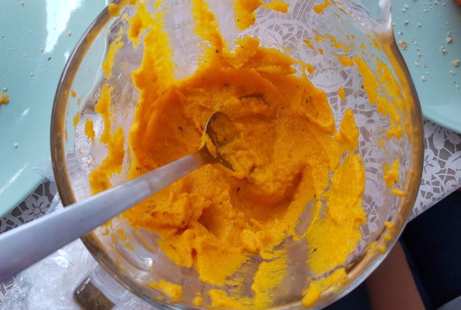 salsa sin queso de calabaza para tus recetas terapéuticas