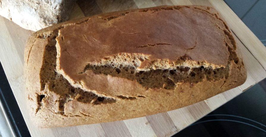 Pan sin gluten con maca para tus recetas terapéuticas