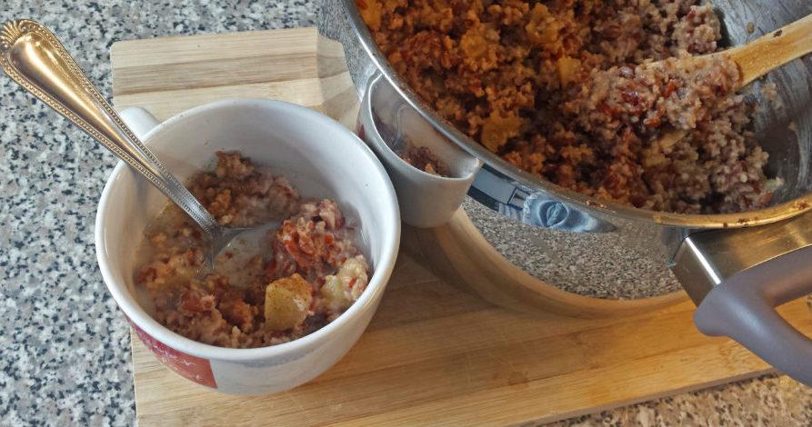 arroz con mijo en olla para tus recetas terapéuticas