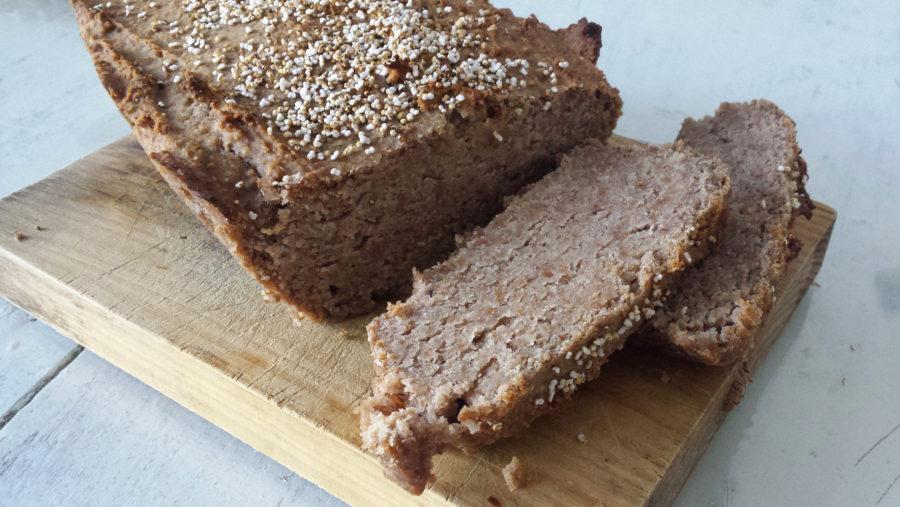 pan de castaña sin gluten para tus recetas terapéuticas
