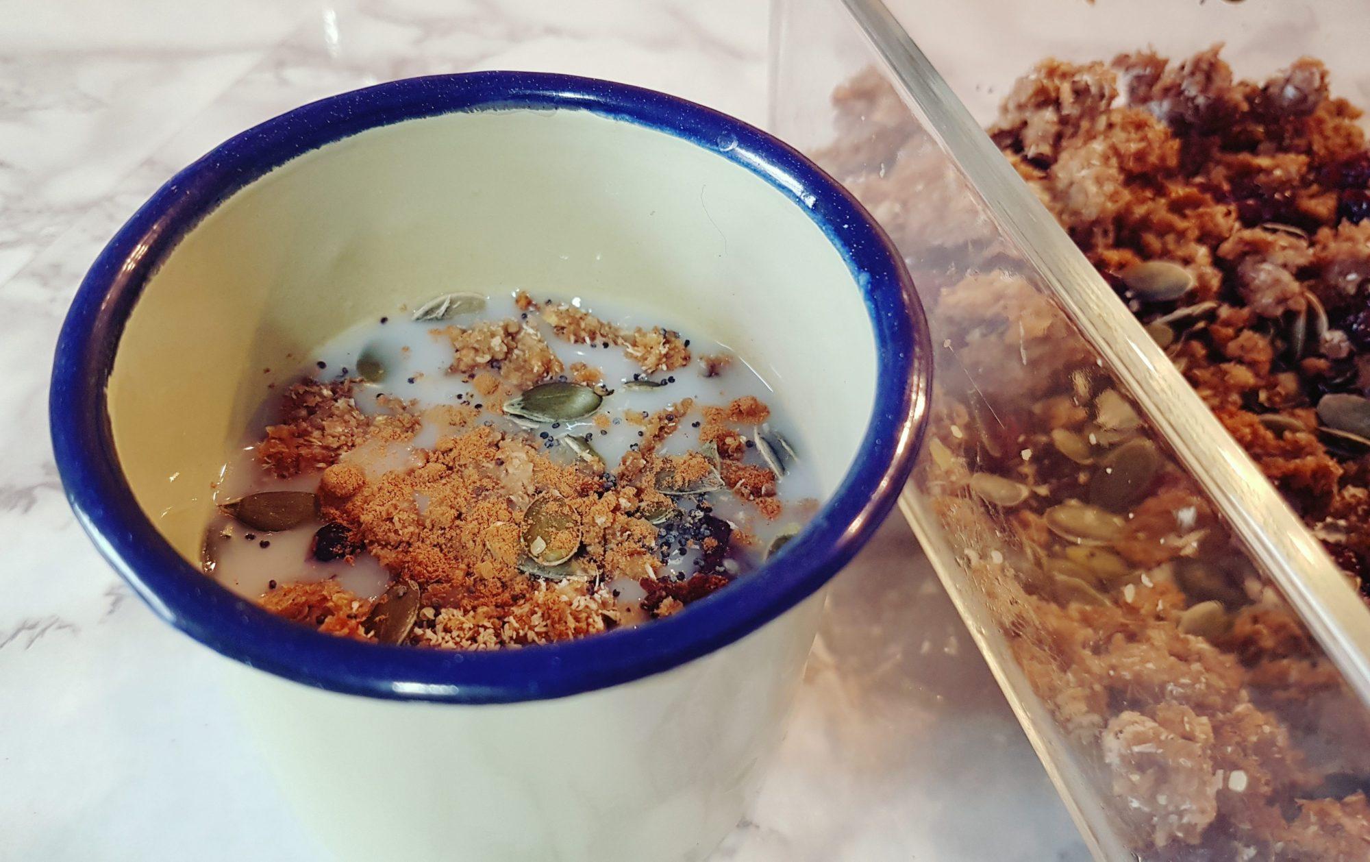 granola fisiogenómica