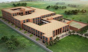 Best quality construction for new cbse school in India