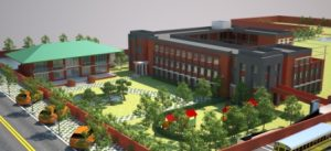 Architects for new international school project in India