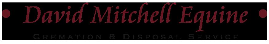 David Mitchell Equine logo