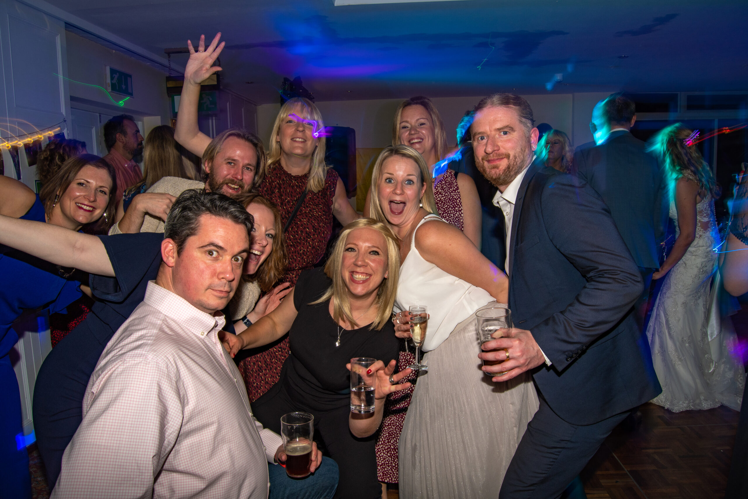 Party at Shillingford Bridge Hotel Oxfordshire