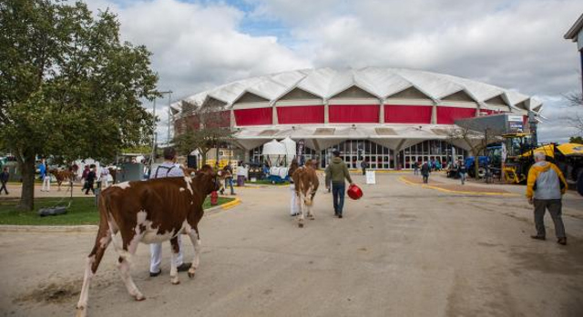 World Dairy Expo update