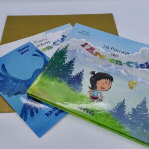 pochette cadeau enfants
