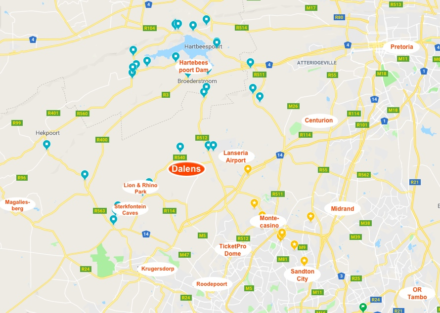 self catering accommodation in the cradle of humankind near lanseria airport