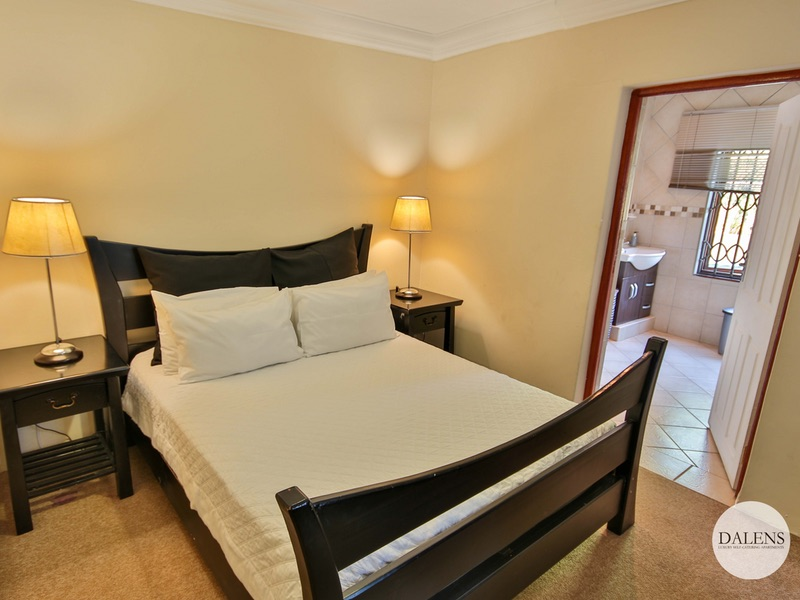dalens self catering accommodation cradle humankind lanseria second bedroom