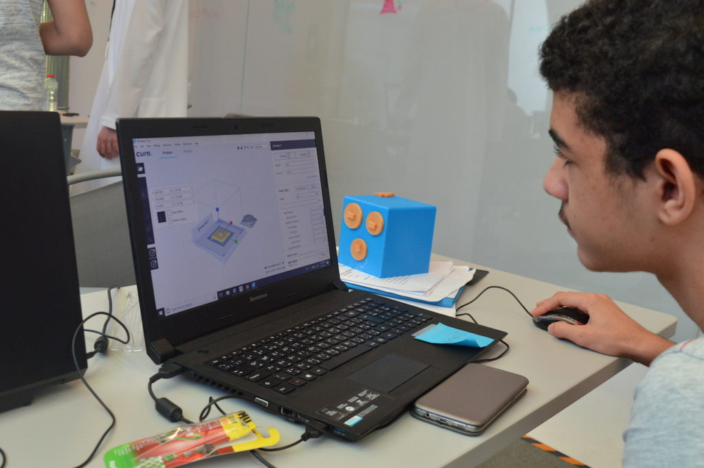 3D Printing Workshops in UAE
