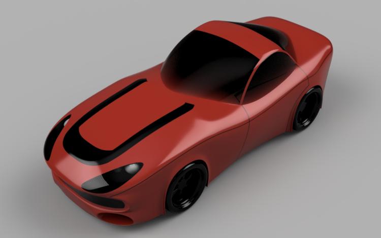 Machines | Build a car