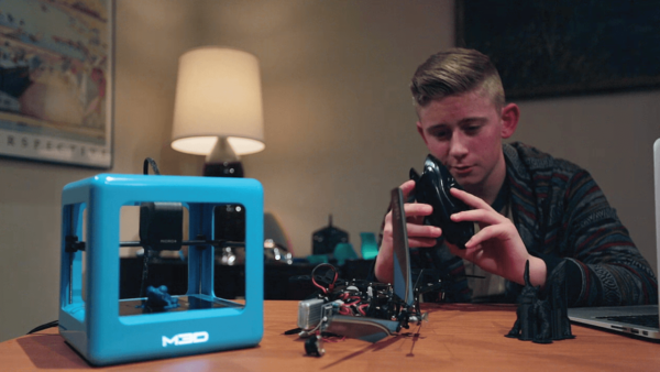 How can at-home 3D printers benefit the whole family?