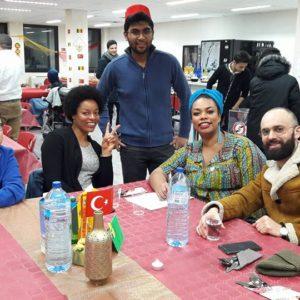 Soirée culturelle turco-sénégalaise