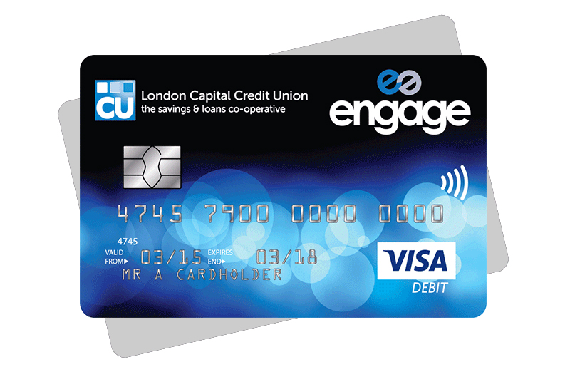 Engage card helps you manage your Christmas spending