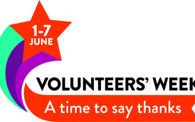 Celebrating Volunteers' Week 2021