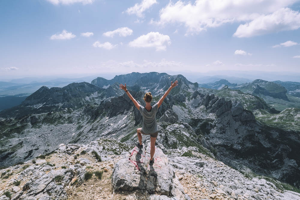 Adventure And Hiking In Montenegro