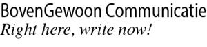 BovenGewoon Communicatie