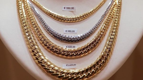 Gold prices in india