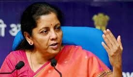 Union Minister of Finance and Corporate Affairs Smt. Nirmala Sitharaman