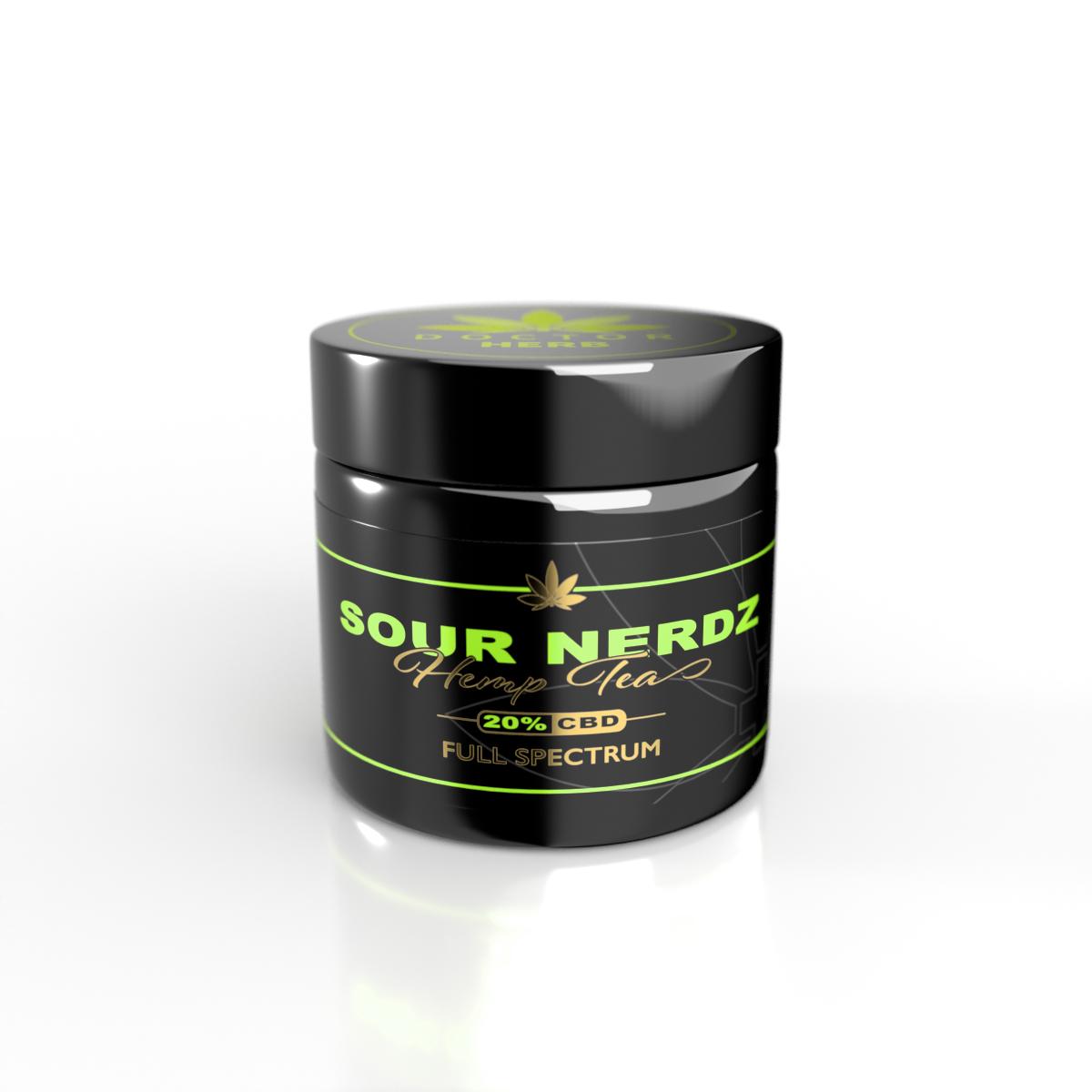 Sour-Nerdz-Jar