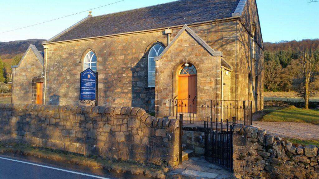 Cumlodden Church