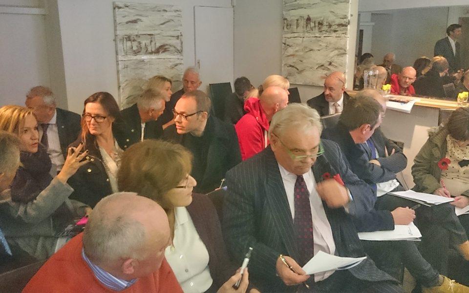 Cornfield road consultation