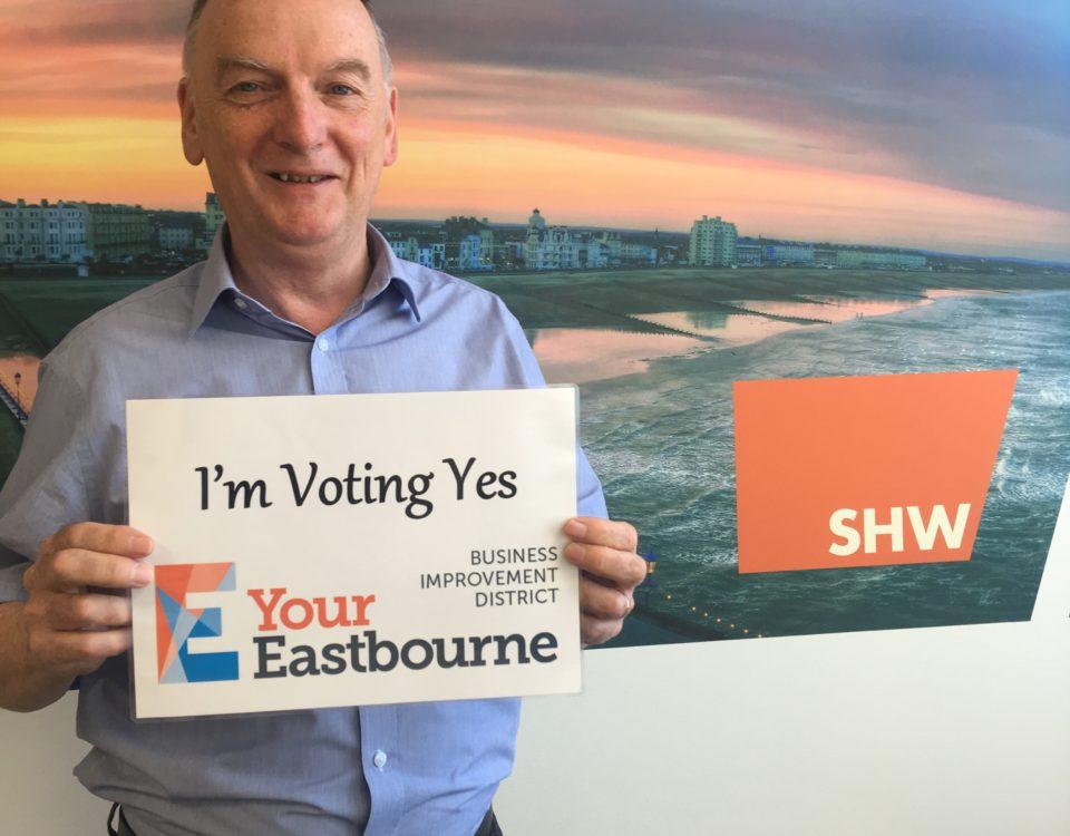 SHW Supports The BID