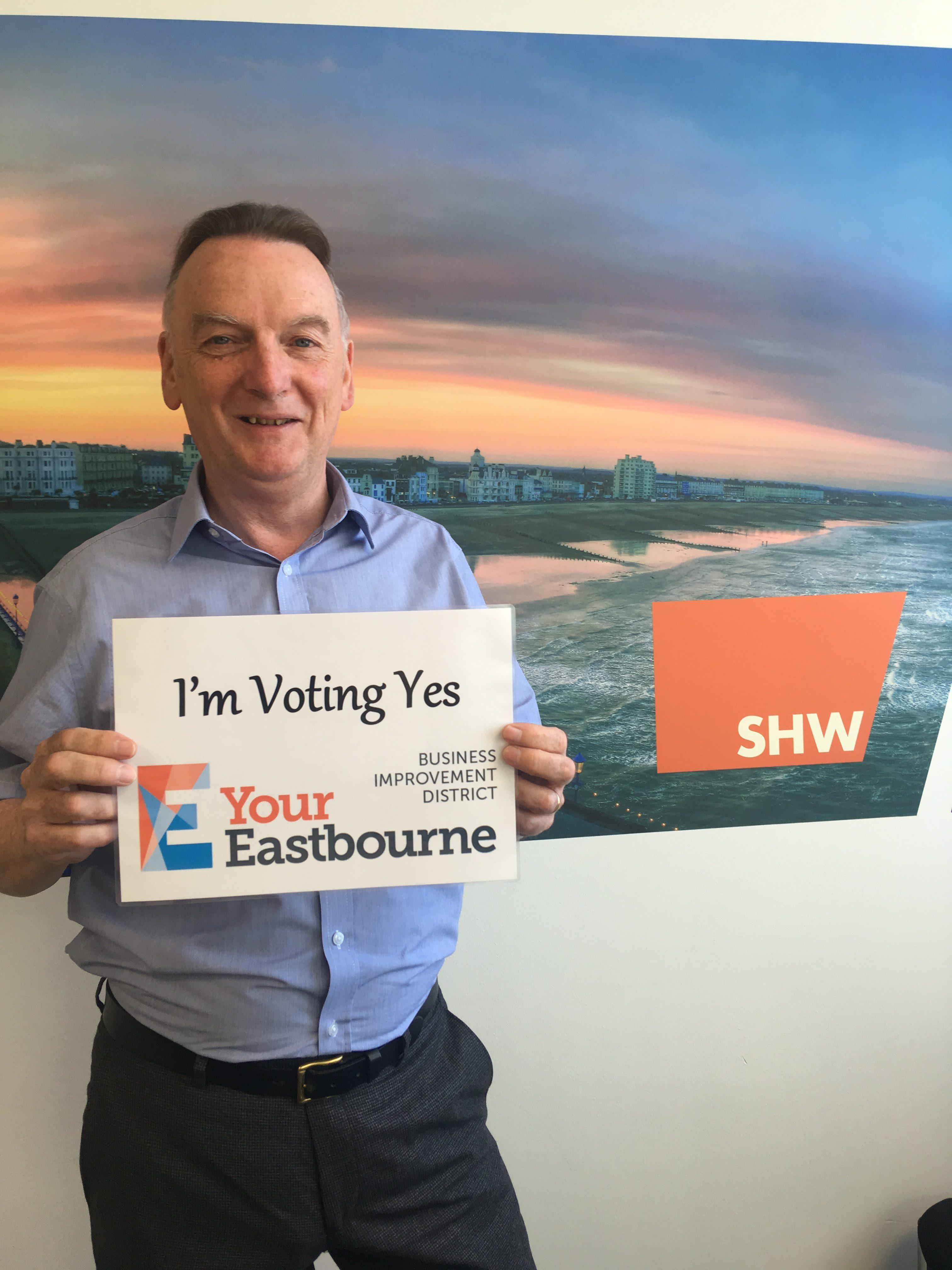 SHW Backs the BID