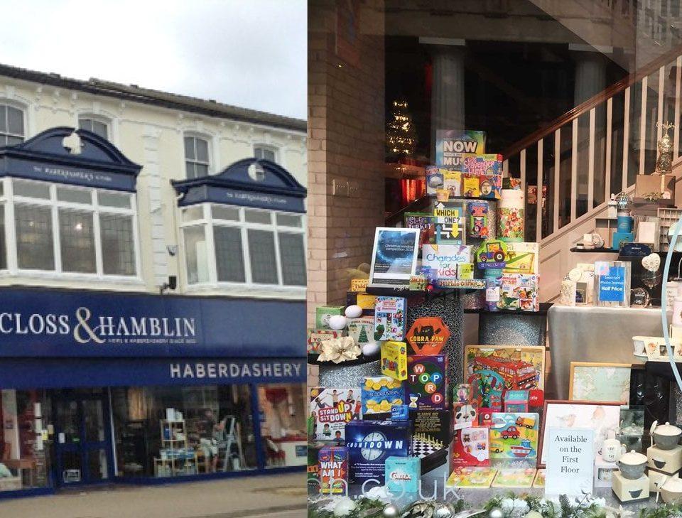 Closs and Hamblin - Eastbourne