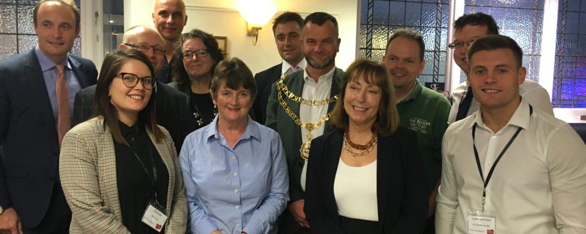Directors and representatives of Your Eastbourne BID