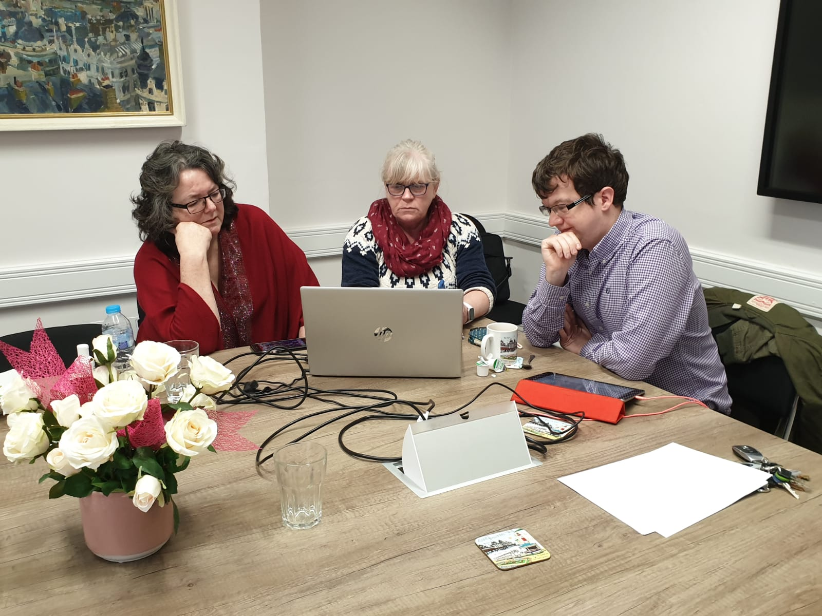 Eastbourne COBRA Meeting
