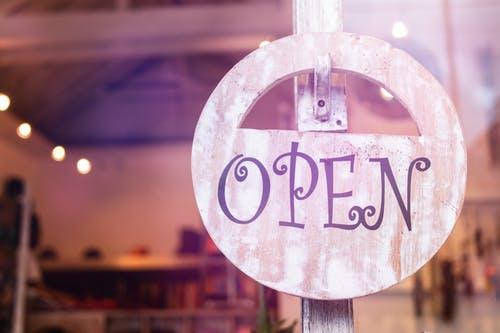 restaurant opening