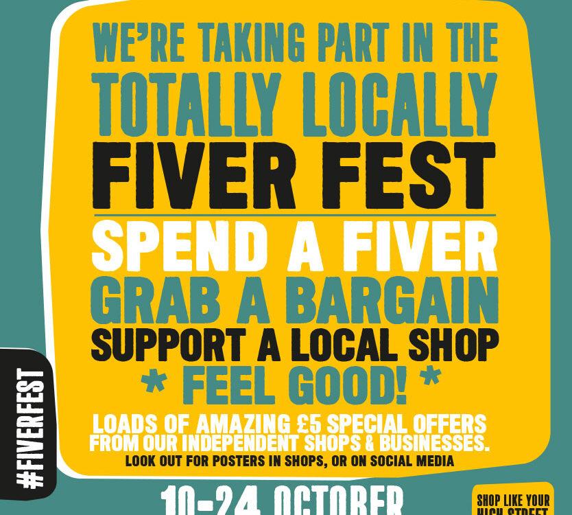 Fiver Fest Eastbourne