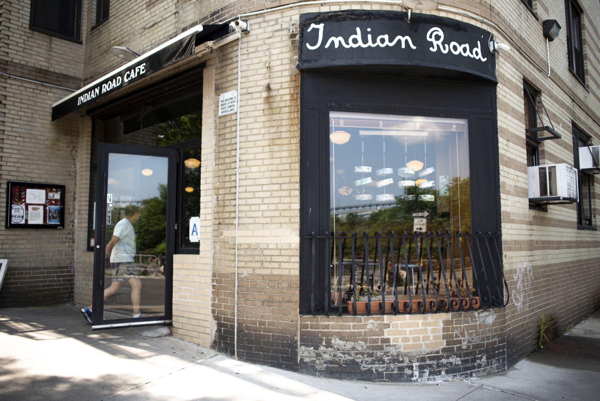 Slide 2 - Indian Road Cafe