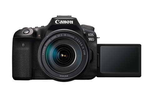 canon 90D full detailed specifications