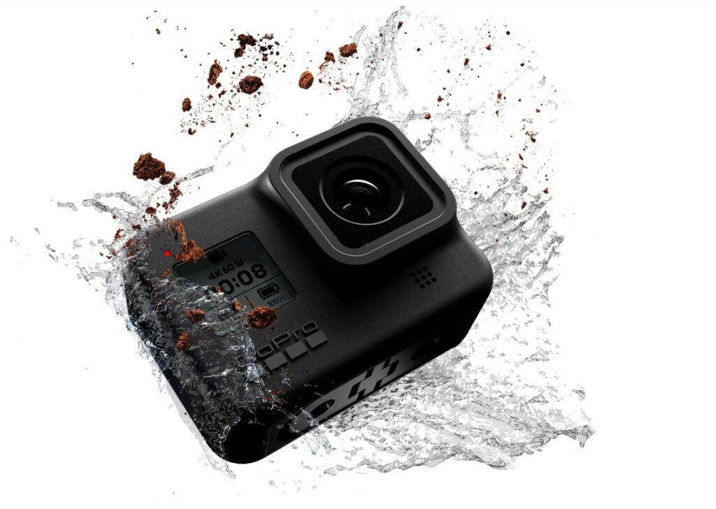 GoPro Hero 8 specification, features, price - a durable design
