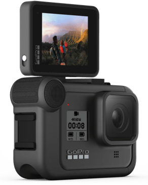GoPro hero 8 display mod