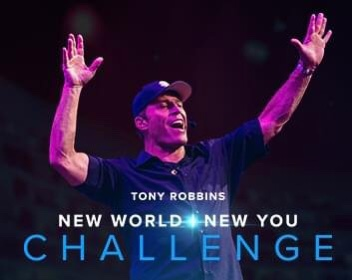 Anthony robbins is the king